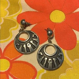Jewelry - Sterling Mexican earrings